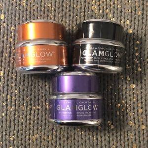 Glamglow Mud Mask Trio